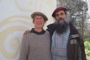 Holmgren with fellow Argentine permaculturist Gustavo Ramirez