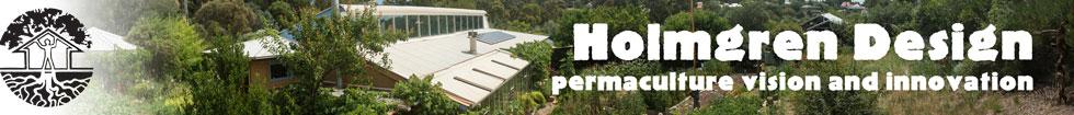 Holmgren Permaculture Design