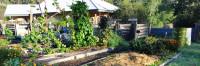 Rocklyn Ashram Garden and Composting system